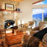 Kiesel Residence - Living Room