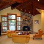 Luke-Tiller Residence - Fireplace