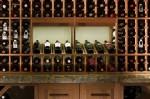 Miller-Raffio Residence - Wine Cellar