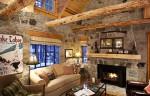 Gordon Residence - Living Room 1