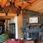 Fallini Residence - Fireplace