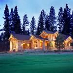 Dowdis Residence - Green Exterior