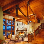 Dowdis Residence - Living Room