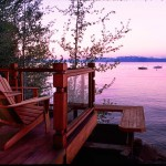 Ronning Residence - Lakeside Deck