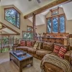 Loft seating