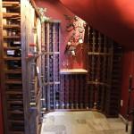 Fallini Residence - Wine Cellar