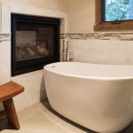 Masterbath soaking tub